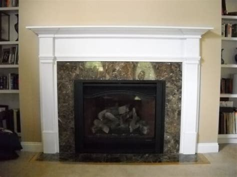 Gas Fireplaces And Mantles
