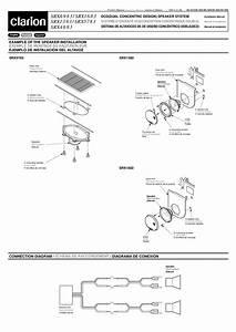 Clarion Dxz535 Wiring Diagram