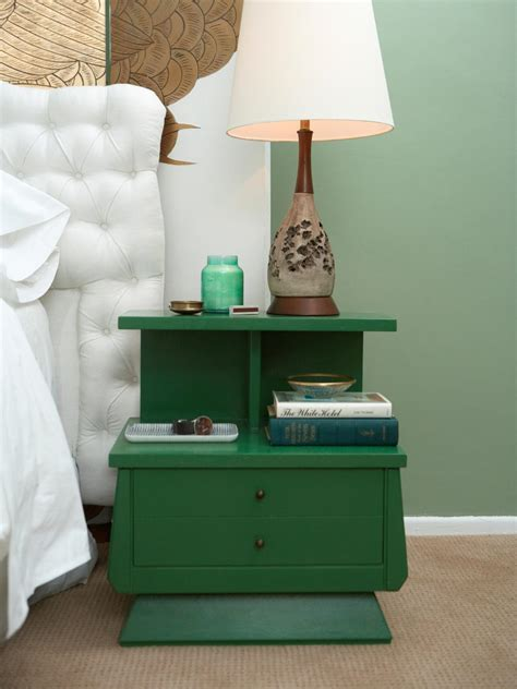 colorful nightstands ideas for updating an bedside tables diy home decor