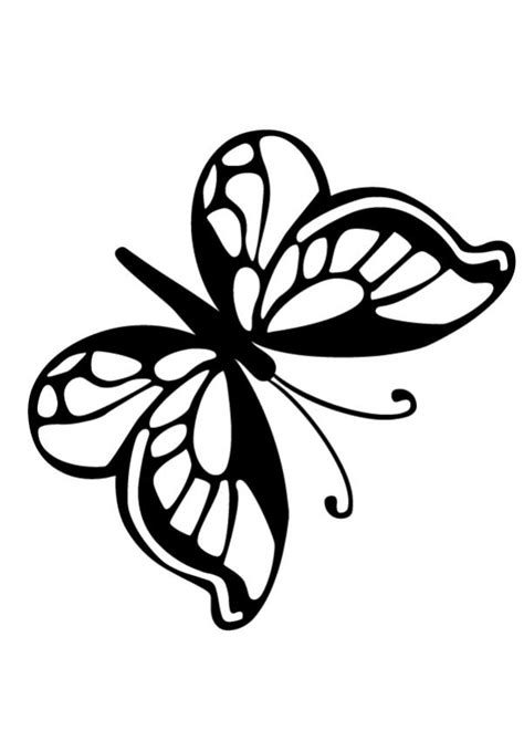 small butterfly coloring pages hellokidscom
