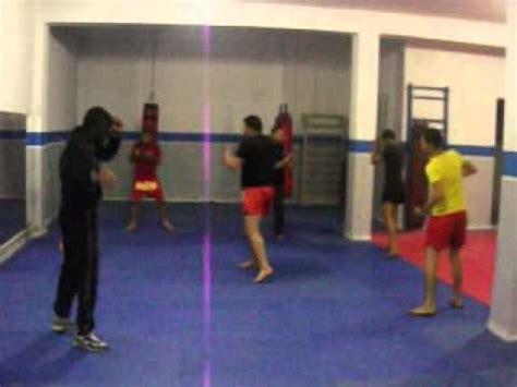 echauffement kick boxing zeramdine tunisia naim louhichi 1 اكادمية نعيم الوحيشي لفنون الدفاع