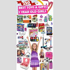 Best Toys And Gifts For 7 Year Old Girls 2018  Toy Buzz
