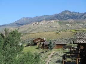 Cowboy Cabins Jackson Hole Wyoming