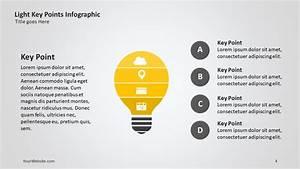 Key Points Ppt Infographic  U2013 Slide Ocean