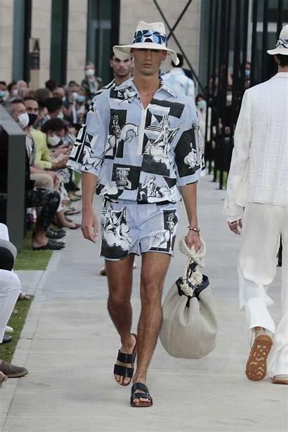 Spring Dolce Gabbana Runway Mens Vogue Menswear
