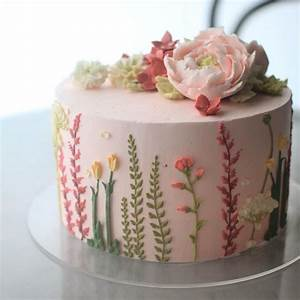 The Latest Cake Trend is Unbelievably Stunning | Cake ...