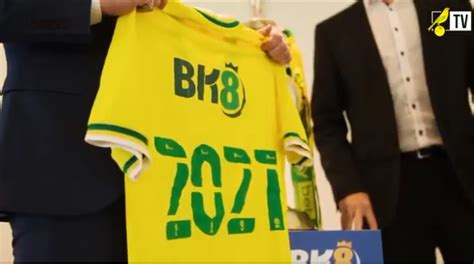 Norwich fans fume over new sponsors BK8 with betting firm ...