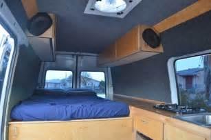 DIY Sprinter Camper Van Interior