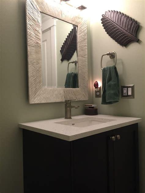 Powder Room Backsplash Options
