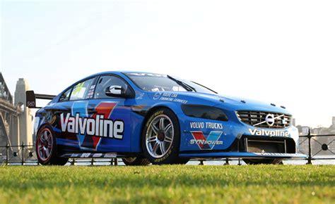 Volvo S60 V8 Supercar Revealed In Sydney