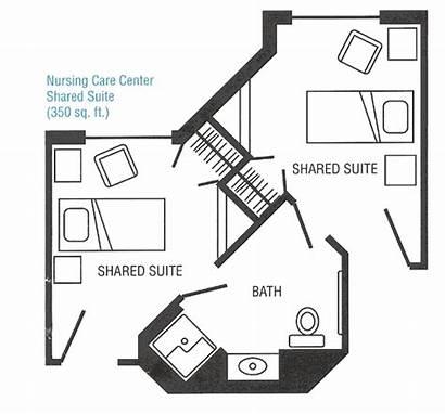 Nursing Floor Hospital Plans Plan Community Homes