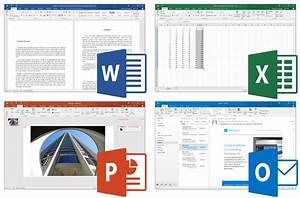 Diagram Microsoft Office