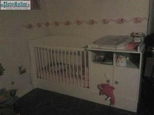 Lit Bébé Conforama : lit evolutif bebe conforama blanc ~ Teatrodelosmanantiales.com Idées de Décoration