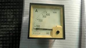 Single Phase Ammeter Wiring Connection  Bs Eei