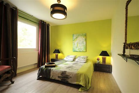 deco chambre nature chambre nature affordable chambre nature vert bois