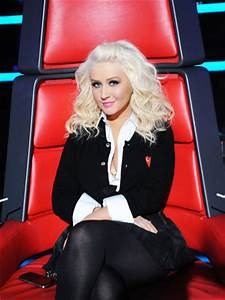 'The Voice's' Christina Aguilera Calls for 'Mickey Mouse ...