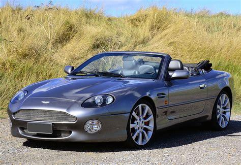 Db7 Vantage Volante by Top Car Ratings 1999 Aston Martin Db7 Vantage Volante