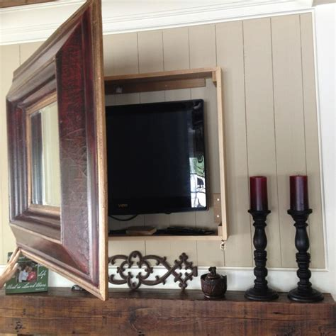 1000 ideas about mirror tv on pinterest mirror with led