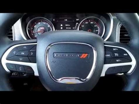 dodge charger interior review youtube