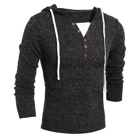 sweater cheap get cheap mens hooded sweater aliexpress com