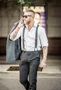 Style Hipster Homme : tendance bretelles pour homme l 39 atout dandy geek ~ Melissatoandfro.com Idées de Décoration