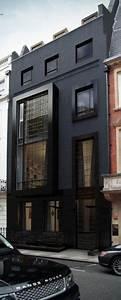 : Interior, Idea, Building, Black House, Dream, Exterior ...