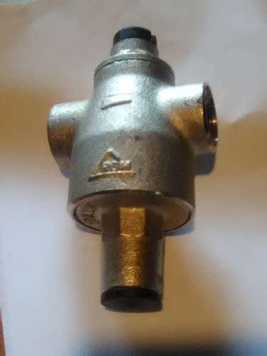 valvula reguladora de presion de agua  en mercado libre