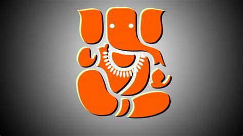 Vinayagar Animation Wallpaper - lord ganesha 3d photos lord ganesha 3d images lord