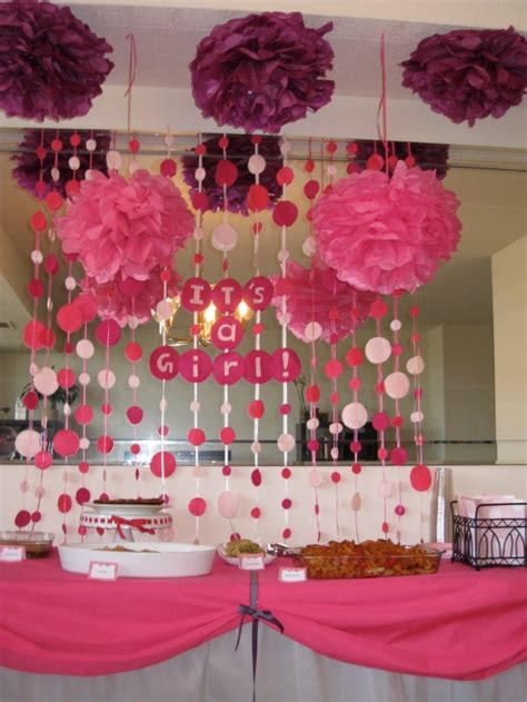 baby shower at home work or restaurant baby showers