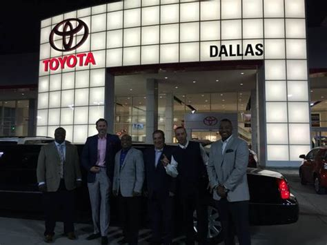 toyota  dallas car dealership  dallas tx