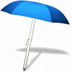 Sun umbrellas and beach chairs png icon - Icon