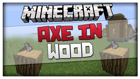 Armour Stand Minecraft by Minecraft 1 8 Axe In Wood With Command Blocks And Armor
