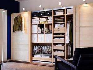 Ikea Kleiderschrank Holz : fotostrecke erweiterbar schranksystem pax von ikea ~ Michelbontemps.com Haus und Dekorationen