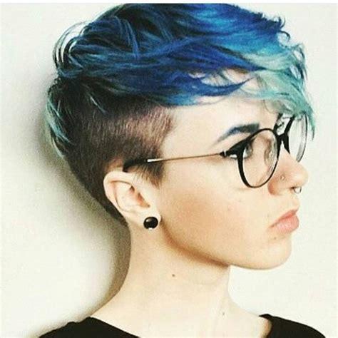 261 best Short Hair Vivid Color images on Pinterest