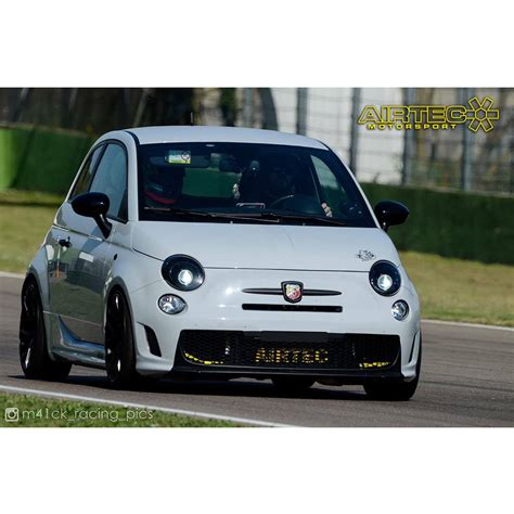 Fiat 500 Upgrades by Airtec Intercooler Upgrade For Fiat 500 Abarth Airtec