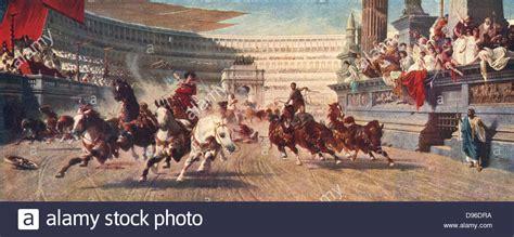 wagenrennen im antiken rom ende des  jahrhunderts