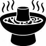 Pot Icon Hotpot Chinese Steamboat Svg Asian