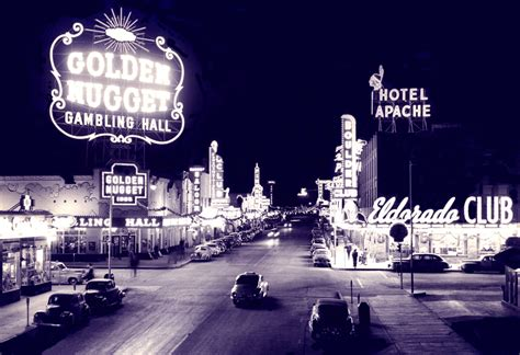 The History of Downtown Las Vegas