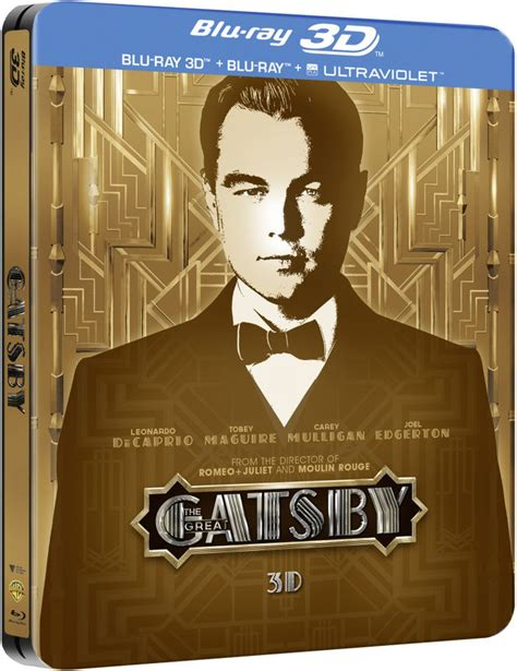 great gatsby  limited edition steelbook includes