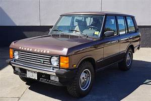Used 1990 Land Rover Range Rover County For Sale   19 900