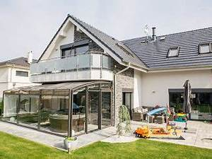 galerie terrassen berdachung corso premium With schiebbare terrassenüberdachung