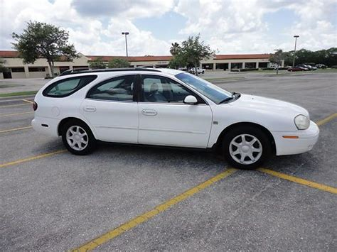 Purchase Used 2003 Mercury Sable Ls Premium Wagon 3.0l One