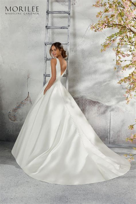 morilee laurie wedding dress style number  catrinas