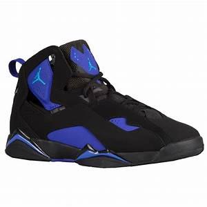 Store Online Jordan True Flight - Black/Blue Lagoon ...