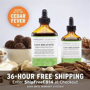 cedar fever sufferers get free shipping on easy breather With easy breathers