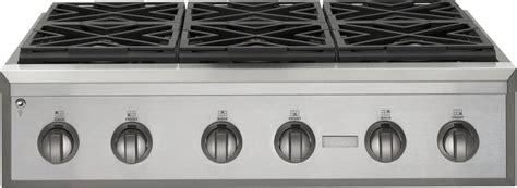 zgunpss monogram  professional gas rangetop   burners natural gas stainless steel