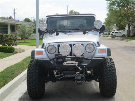 2006 jeep wrangler 4 door purchase used 2006 jeep wrangler sport sport utility 2