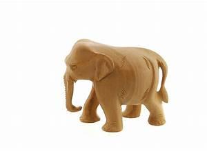 Elephant Porte Bonheur : 2 elephant en bois porte bonheur inde statuette elephant elephant artisanat figurines et ~ Melissatoandfro.com Idées de Décoration