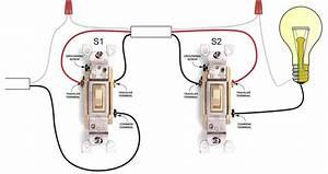 Wiring Diagram: 3 way light switch wiring diagram 3 Way ...
