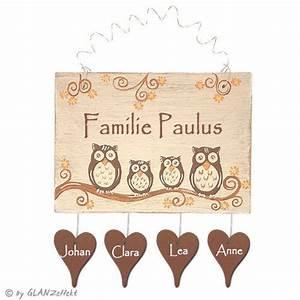 Türschilder Holz Familie : 18 besten t rschilder bilder auf pinterest familien ~ Lizthompson.info Haus und Dekorationen